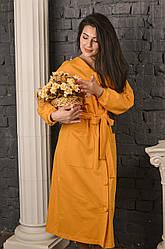 Платье-халат Шафран