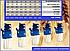 Кормосмеситель, кормозмішувач, смеситель сыпучих кормов, шнековый смеситель, фото 2