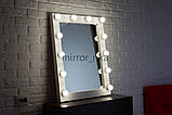 Классное зеркало с подсветкой 600х780мм. 5005, фото 4