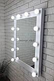 Классное зеркало с подсветкой 600х780мм. 5005, фото 5