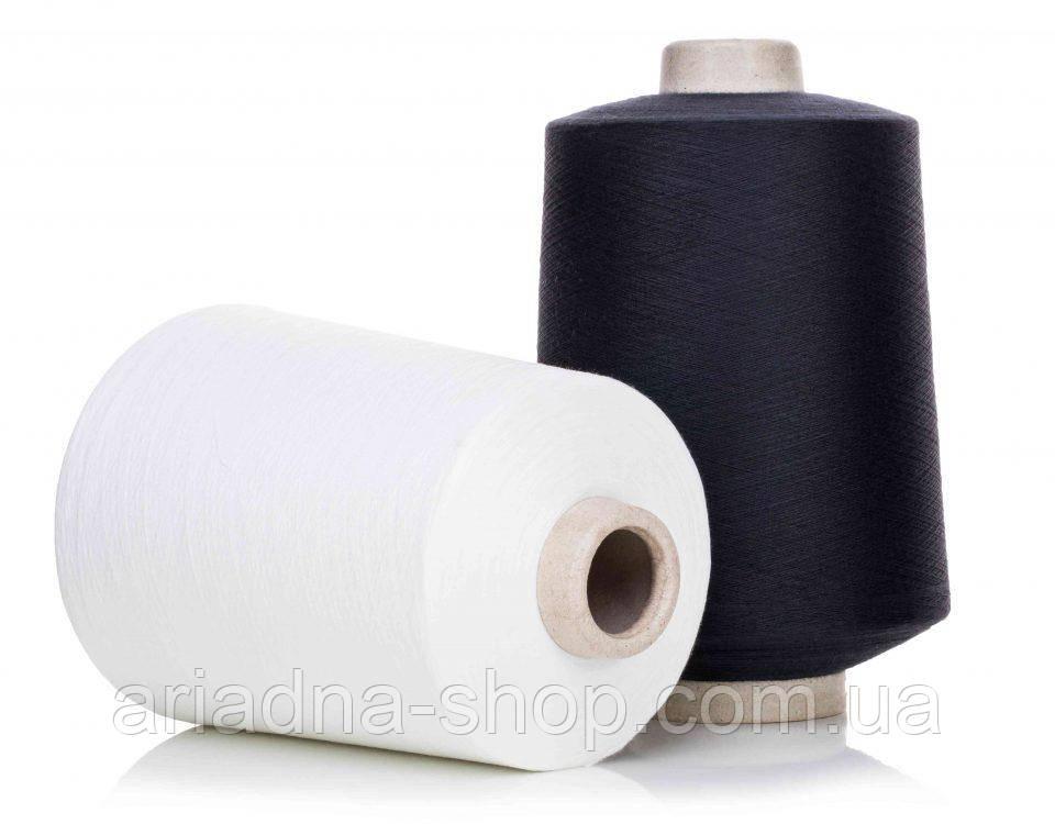 SIRI 180 / 50000м (нижня нитка) чорний та білий
