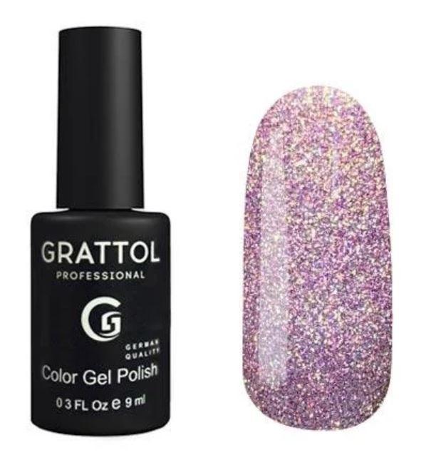 Гель-лак для ногтей Grattol Quartz 06, 9 мл