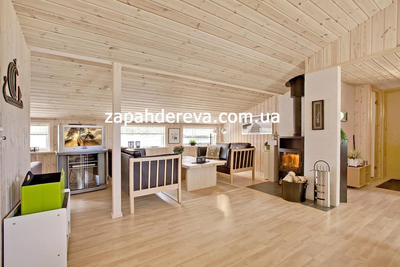 Вагонка деревянная Тарасовка сосна, ольха, липа
