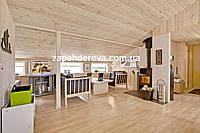 Вагонка деревянная Тарасовка сосна, ольха, липа, фото 1