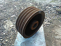 Шкив 325 мм/ 65 мм/ С-4 ручейков