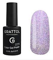 Гель-лак для ногтей Grattol Quartz 07, 9 мл