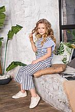 Детские брюки для девочки Colabear Турция 184593A Белый