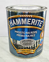 Краски для металла с молотковым  эффектом Prosto na Rdze Primo Na Rez Hammerite (0,75 л), фото 1