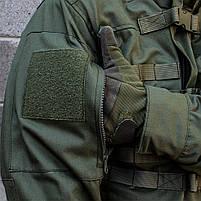"""Куртка тактическая """"SHTORM"""" OLIVE, фото 4"""