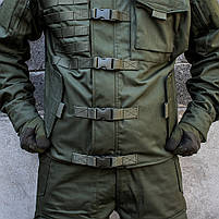 """Куртка тактическая """"SHTORM"""" OLIVE, фото 6"""