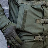 """Куртка тактическая """"SHTORM"""" OLIVE, фото 7"""