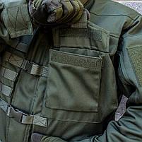 """Куртка тактическая """"SHTORM"""" OLIVE, фото 8"""