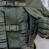 """Куртка тактическая """"SHTORM"""" OLIVE, фото 9"""
