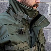 """Куртка тактическая """"SHTORM"""" OLIVE, фото 10"""