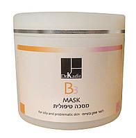 Лечебная маска для жирной и проблемной кожи B3 Mask For Oily And Problematic Skin Dr. Kadir 250 мл