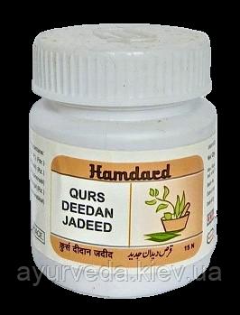 Курс Дидан Жадид, уничтожение паразитов, профилактика, активен в отношении яиц, личинок и взрослых гельминтов