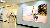 Тканевый лайт-бокс .Световой бокс. Интерьерная реклама . Текстильная реклама ., фото 1