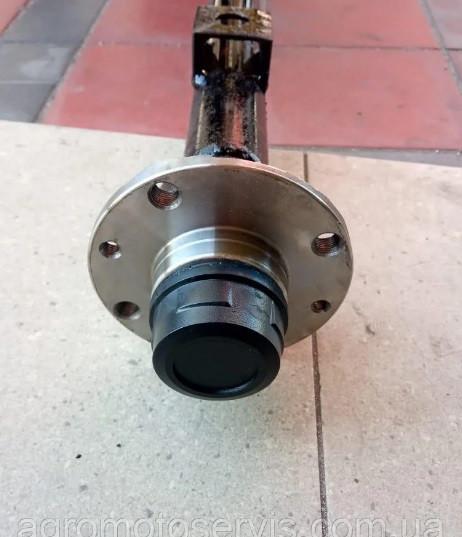 Ось на прицеп (балка прицепа) под жигулевское колесо