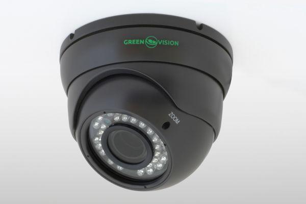 IP-видеокамера GV-002-IP-E-DOS24V-30 Gray