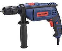 Дрель ударная DEXTONE DXID-900 E (13 мм,900 Вт,2800 об/мин)