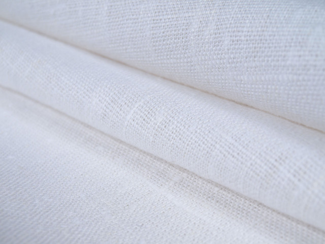 Льняные скатертные ткани