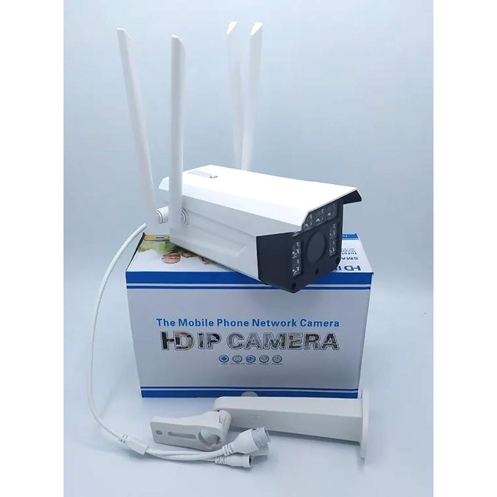 Камера видеонаблюдения 926 WIFI IP CAMERA + ПОДАРОК: Держатель для телефонa L-301