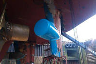 Защиты  корпуса судна от коррозии композитным материалом  Resimac