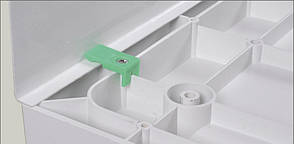 Комплект ножек Eger (8шт) и креплений лицевой панели для 800/900 полукруглого поддона, фото 2