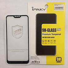 Защитное стекло для Xiaomi Redmi 6 Pro Ipaky Black