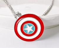 Кулон «Щит капитан Америка»