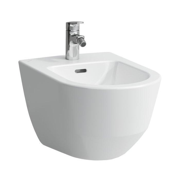 Биде Laufen PRO   подвесное, цвет белый, без боковых отв. для подвода воды