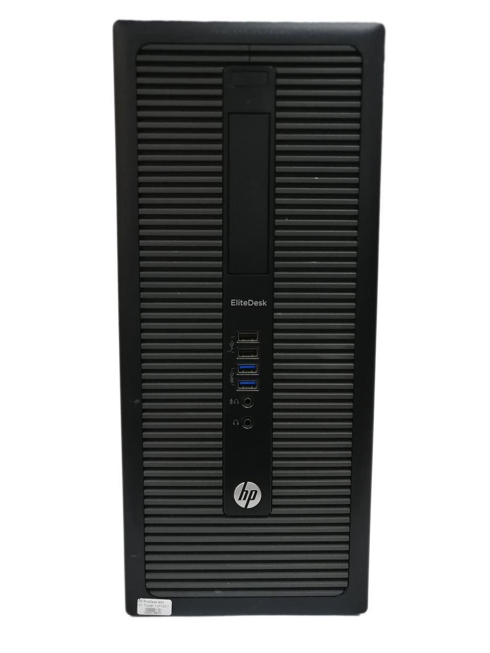 Компьютер HP EliteDesk 800 G1 Tower, Intel Core i3-4150, 8ГБ DDR3, SSD 120ГБ