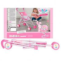 Zapf Creation Игрушечная коляска для куклы Baby Born прогулка