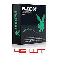 Презервативи для Playboy Ultra Thin (упаковка 45 шт)
