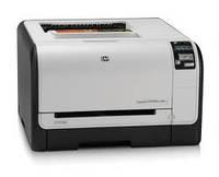 Заправка HP LaserJet Pro CP1525n картридж CE874A