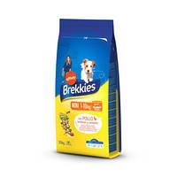 Сухой корм Brekkies Dog Mini 20 кг. для взрослых собак маленьких пород