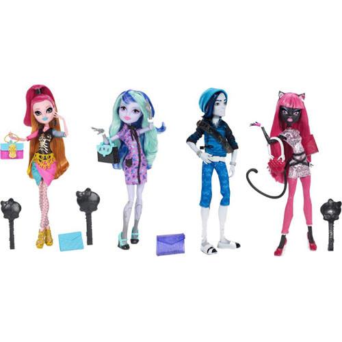 """Кукла серии """"Новый страхоместр"""" Monster High"""