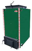Твердопаливний котел шахтного типу Холмова Zubr Termo 40 кВт (утеплений), фото 1