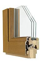 "Деревянные окна ""Модерн""  Thermo Wood"