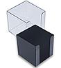 Підставка під папір для нотаток 90х90х90 мм