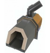 Горелка на пеллетах OXI CeramikD+ 100 кВт