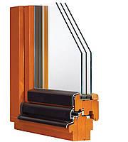 """Деревянные окна """"Модерн"""" Wood line"""