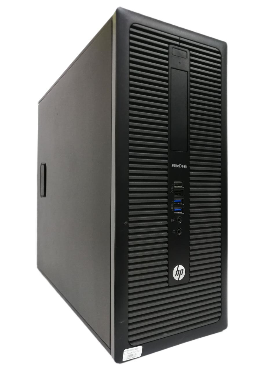 Компьютер HP EliteDesk 800 G1 Tower, Intel Core i5-4570, 8ГБ DDR3, SSD 240ГБ