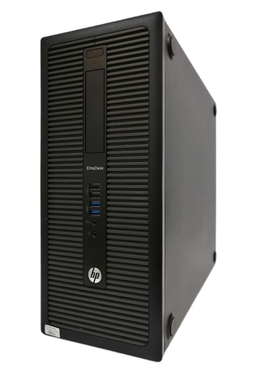 Компьютер HP EliteDesk 800 G1 Tower, Intel Core i7-4770, 16ГБ DDR3, SSD 240ГБ