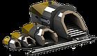 Горелка на пеллетах OXI CeramikD+ 150 кВт, фото 3