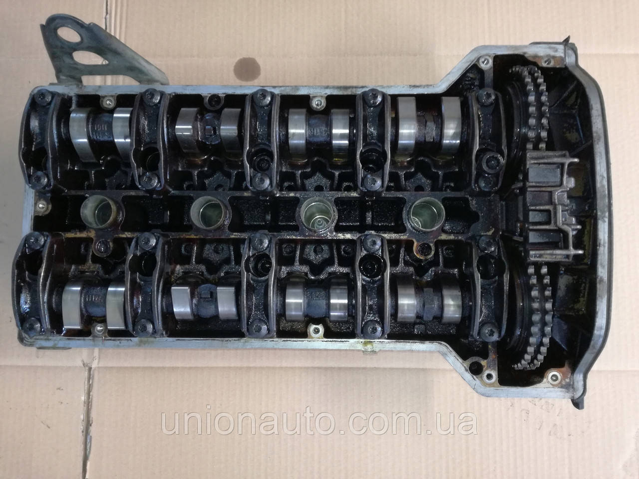 Головка блока цилидров , ГБЦ MERCEDES W202 W124 2,2 16V 1110160901