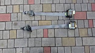 Ремень безопасности с пиропатронами передний Renault Scenic Megane