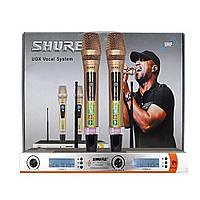 Беспроводные вокальные микрофоны SHURE BLX/UGX8