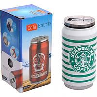 Термокружка Starbucks Cola Bottle 350 мл 14*7см