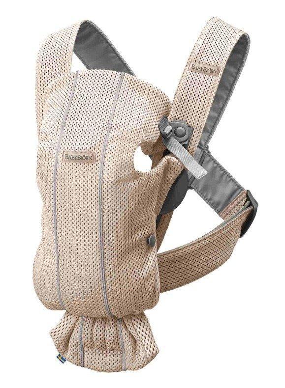Рюкзак-кенгуру BabyBjorn Baby Carrier MINI 3D Mesh
